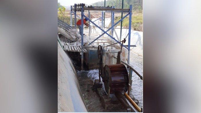 Air Asam Tambang di Tala Kalsel Tinggi, Upaya Ini yang Dilakukan Penambang