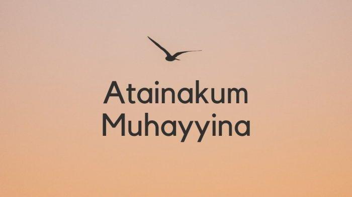 Viral di Medsos, Video dan Lirik Sholawat Aitanakum Muhayyina dalam Bahasa Arab dan Latin
