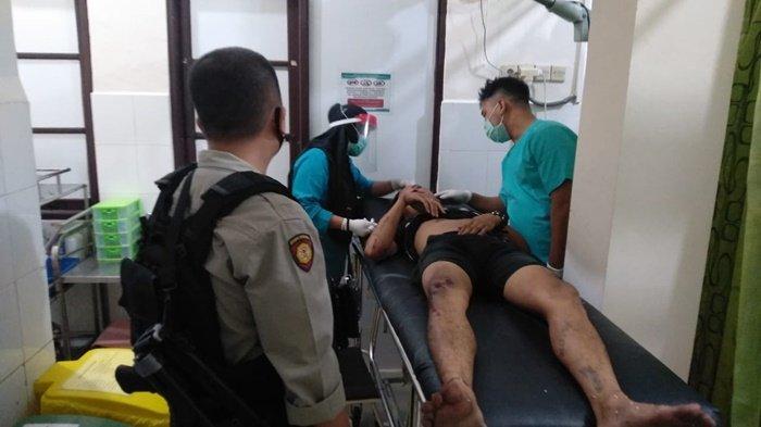 Diserang 2 Orang, Remaja Diangkut ke Rumah Sakit di Palangkaraya