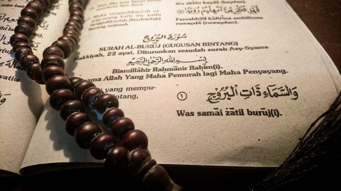 Tadarus Al Quran: Amalan Surah Al Buruj, Surah Para Nabi yang Sering Dibaca Rasulullah SAW