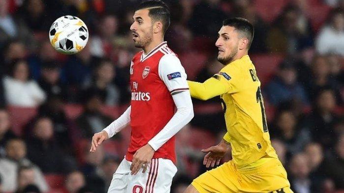 Kemenangan Arsenal 4 Gol Diikuti Qarabag dan PSV Eindhoven, Berikut Hasil Laga Kedua di Liga Europa