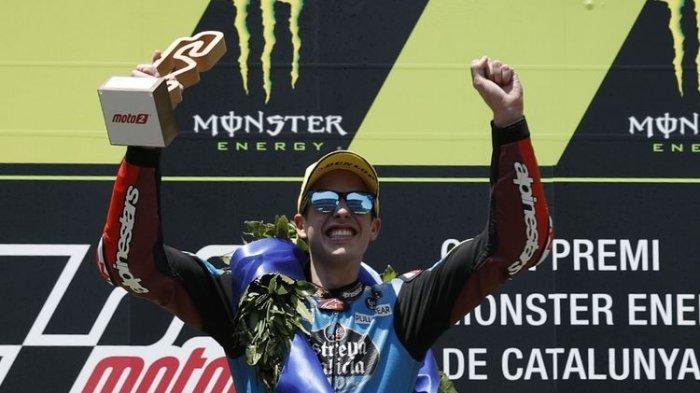 Marc Marquez Juara MotoGP Diikuti Sang Adik di Moto2 Catalunya