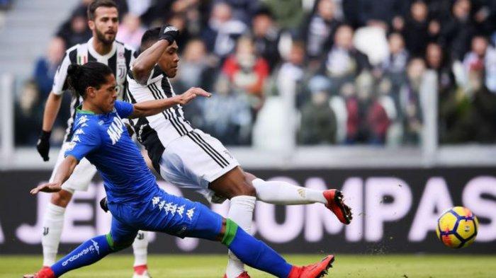 Hasil Liga Italia - Juventus Vs Sassuolo, Pesta Gol dan Gonazalo Higuain Cetak Trigol
