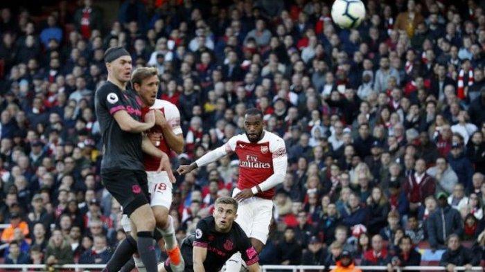 Liga Inggris - Arsenal Vs Everton, Tuan Rumah Bekuk Tamunya dengan 2 Gol Tanpa Balas