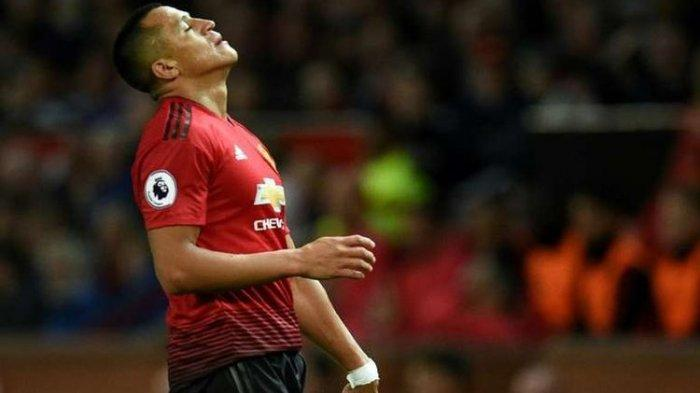 Liga Inggris - Manchester United Tawarkan Alexis Sanchez, Juventus dan AC Milan Rebutan