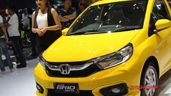 Honda Resmi Rilis Harga All New Brio, Ini Harganya