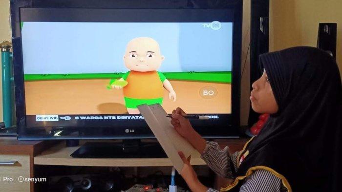 Belajar dari Rumah 13 Agustus: SD SMP dan SMA/SMK, LINK Live Streaming TVRI Vidio.com & UseeTV
