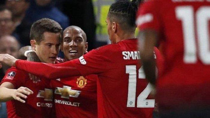 2 Gol Manchester United Atas Chelsea Bikin The Red Devils Melaju ke Babak Perempat Final Piala FA
