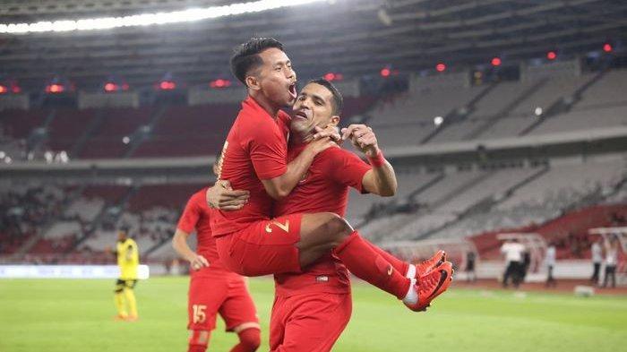 Piala Dunia Zona Asia 2020 - Indonesia Peringkat FIFA ke-160 Masuk Grup Lawan-lawan Berat
