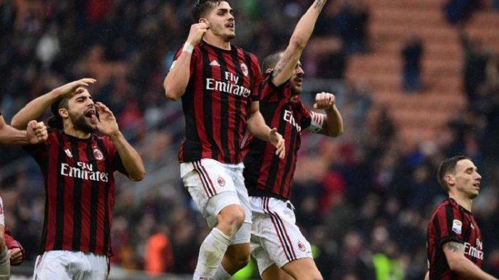 Masuknya Andre Silva di Babak Kedua Bawa Kemenangan AC Milan