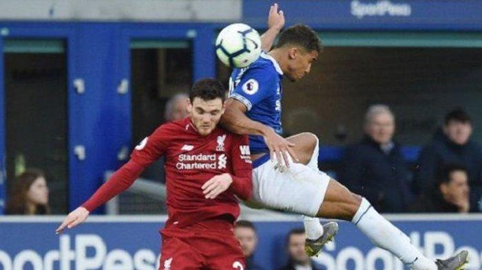 Liverpool Seri Kontra Everton di Liga Inggris Pekan Ke-29, Angin Pun Disalahkan Juergen Klopp