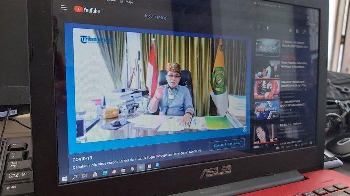 Food Estate Kalteng, Andrie Elia Berharap Lulusan Perguruan Tinggi  Bisa Menjadi Petani Milenial