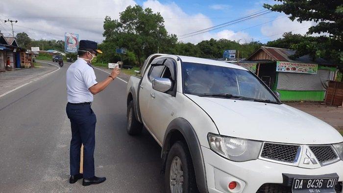 Pemprov Kalteng Resmi Stop Operasional Angkutan Penumpang, Inilah Dampaknya