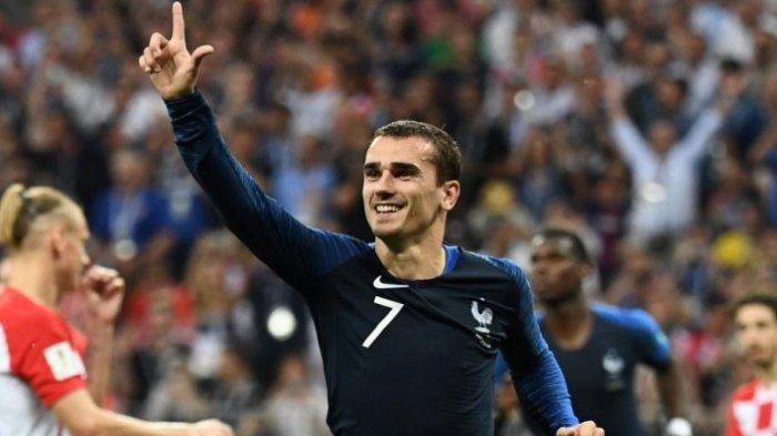 Tak Masuk Finalis Pemain Terbaik FIFA, Antoine Griezmann Inginkan Raih Penghargaan Ini