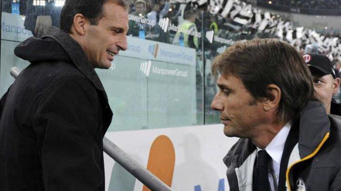 Keunggulan Antonio Conte dan Massimiliano Allegri Sebagai Pelatih Juventus, Siapa Terhebat?