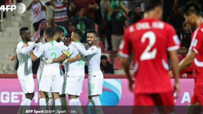 Arab Saudi Menang 4 Gol Tanpa Balas Kontra Korea Utara di Laga Piala Asia 2019