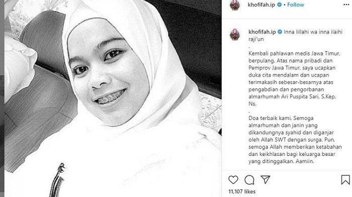 PDP Covid-19, Perawat RS Royal Surabaya Ini Meninggal Bersama Kandungannya