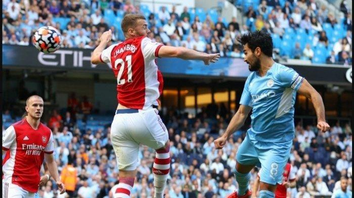 Hasil Liga Inggris, Arsenal Dibantai Manchester City 0-5, Kans Mikel Arteta Dipecat Makin Besar