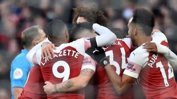 Hasil Liga Inggris, Arsenal Tetap di Posisi 5 Usai Tekuk Fulham 4-1