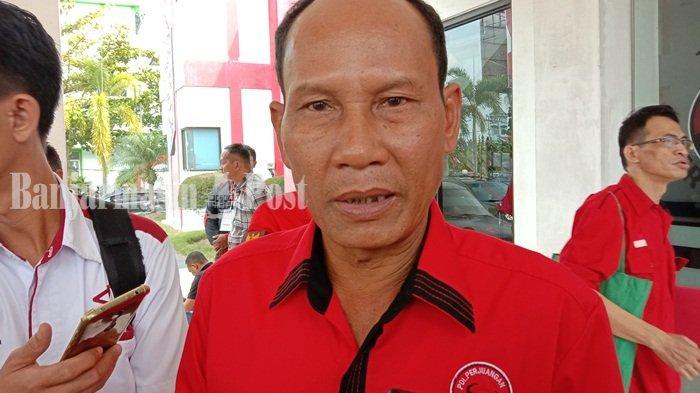 Arton S Dohong Kaget Jadi Ketua PDIP Kalteng, Gubernur Sugianto Taati Keputusan Partai
