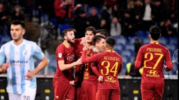 Hasil Coppa Italia - Atalanta dan AS Roma ke Perempat Final Melawan Juventus dan Fiorentina