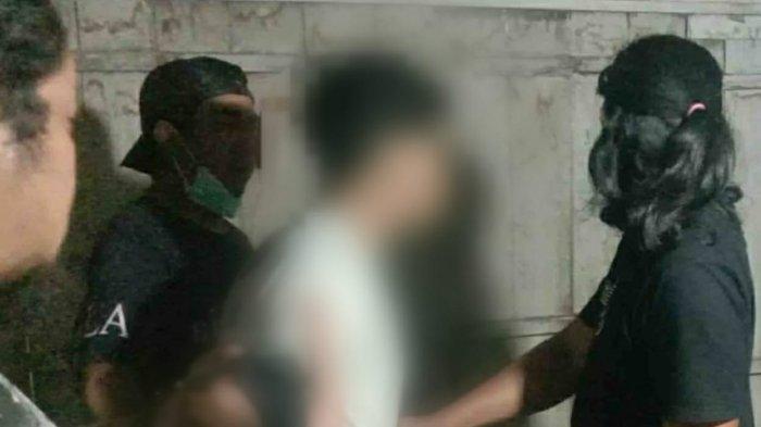 Pria Kapuas Diduga Penyebar Video Asusila Mantan Pacar Ditangkap di Palangkaraya