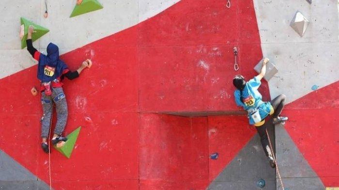 Tiga Pemanjat Tebing Junior Banua Perkuat Tim Indonesia ke Olimpiade Tokyo
