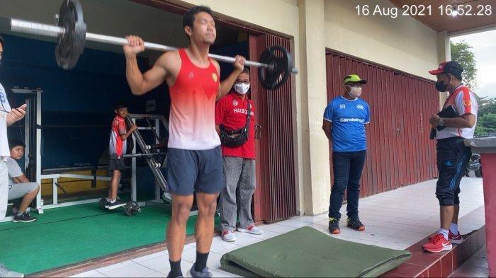 1 Bulan Lagi PON Papua, KONI Kalteng Maksimalkan Latihan dan Pelayanan Atlet di Pelatda
