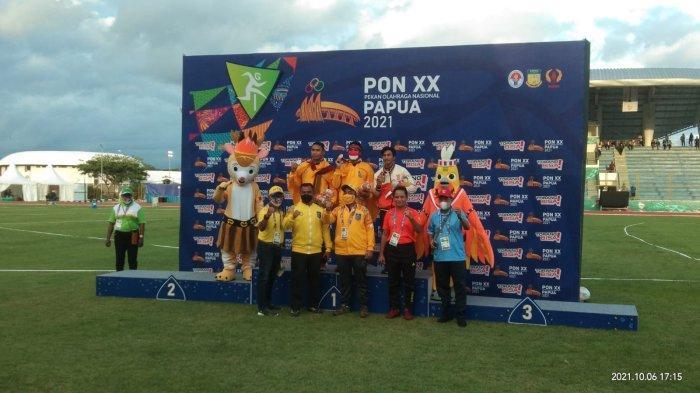 Suka Duka Atlet Kontingen Kalimantan Tengah Mengikuti Ajang PON XX Papua