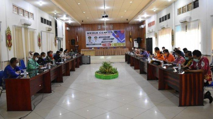 PSBB di Kapuas Diperpanjang, Tujuh Kecamatan Masuk PSBB Tahap II, Berikut Kecamatannya