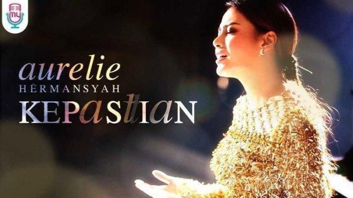 Sudah Lima Hari Lagu 'Kepastian' Trending Nomor Satu di Youtube, Aurel Hermansyah Speechless