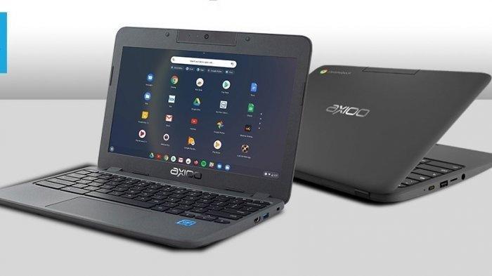 Intip Fitur Canggih Axioo, Chromebook Terbaru untuk Pembelajaran Online