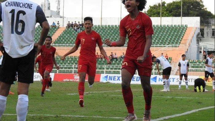 Masih Berpeluang, 5 Gol Bagus Kahfi Disalib Pemain Timor Leste di Top Scorer Piala AFF U-18
