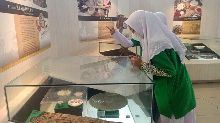 NEWS VIDEO, Pandemi Covid-19, Kunjungan ke Museum Balanga Palangkaraya Menurun Drastis