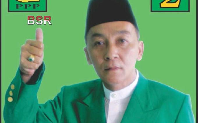 Djan Faridz Tunjuk Bambang Suryadi Ketua DPW PPP Kalteng