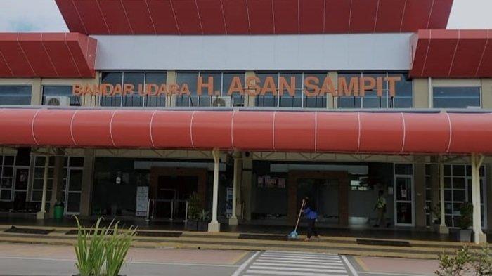 Gubernur Kalteng Minta Perketat Penjagaan Arus Balik Tiga Bandara di Kalteng, Penumpang Wajib Swab
