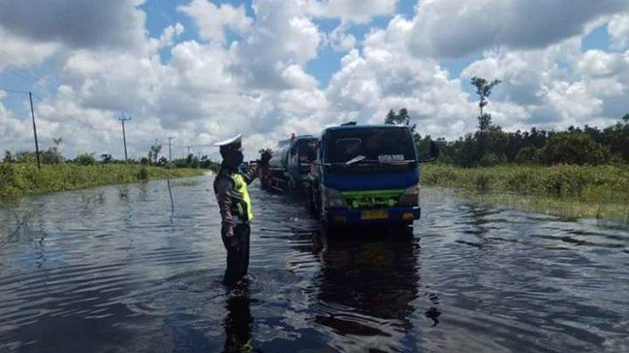 Pembangunan Jalan Layang di Bukitrawi Kalteng Belum Tuntas, Anggaran Tersedot ke Sini