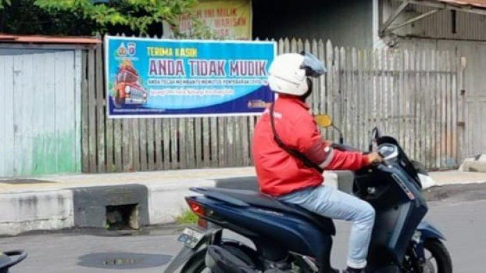 Penyekatan Mudik Lebaran, Penjagaan Pos Perbatasan Antar Kabupaten dan Kota di Kalteng Dimulai 7 Mei