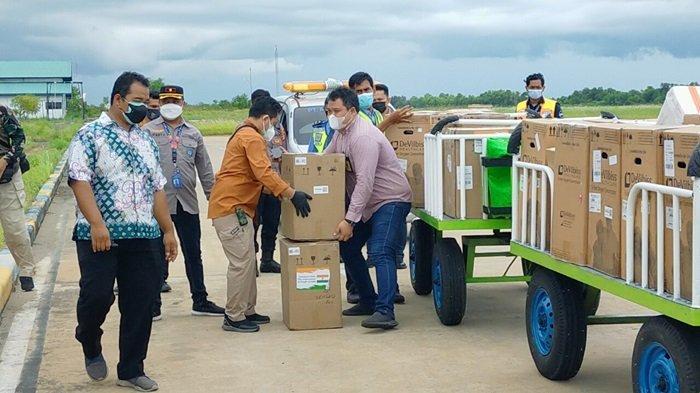 Covid-19 Kalteng, Bantuan Oksigen Medis Mengalir dari Perusahaan Besar Sawit dan Tambang Batu Bara