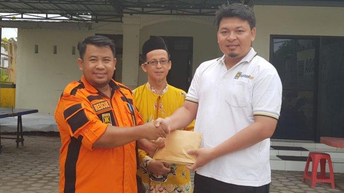 Prihatin Korban Banjir di Jakarta, Relawan Kalteng Salurkan Bantuan Ini