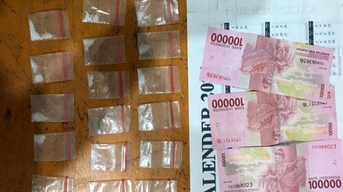 Tersangka Pengedar Sabu di Cempaga Hulu Kalteng Dibekuk, Simpan 17 Paket Sabu di Lantai Kamar