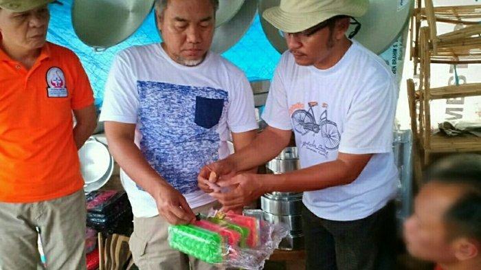 Pengedar Sabu Ini Gagal Kelabui Polisi, Sabu di Cetakan Jelly Ditemukan Petugas