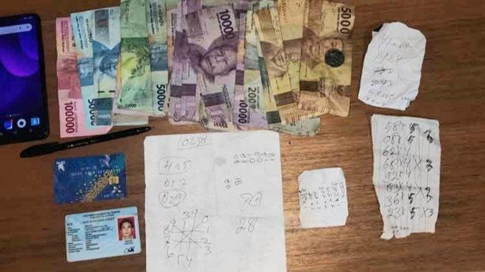 Gegara Berjudi Lewat Togel Online, Pria Ini Harus Mendekam di Polres Kapuas