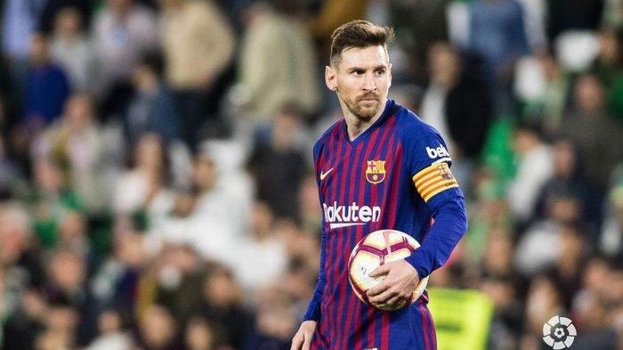 Lionel Messi Akhirnya Tampil di Laga Barcelona vs Borussia Dortmund di Grup F Liga Champions
