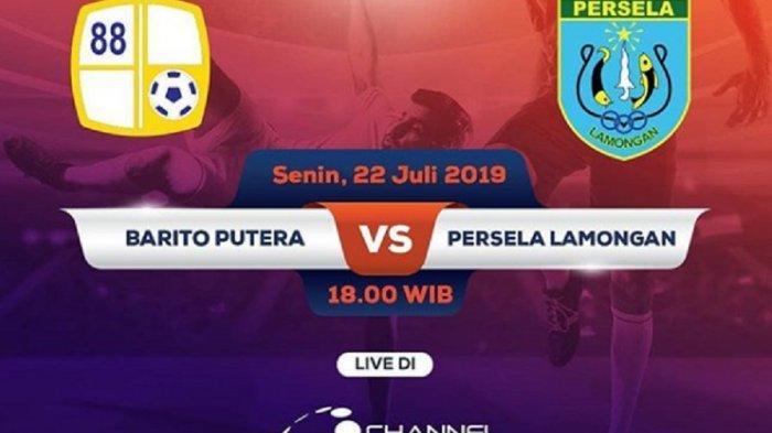 Hasil Barito Putera Vs Persela Lamongan Berakhir Seri 0-0 di Pekan ke-10 Liga 1 2019