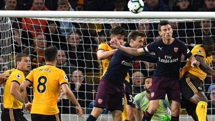 The Gunners Takluk oleh Wolverhampton 1-3, Arsenal Tak Bisa Masuk 4 Besar Liga Inggris