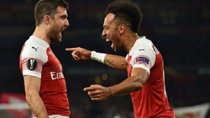 Kalahkan BATE dengan 3 Gol Tanpa Balas, Arsenal Melaju ke Babak 16 Besar Liga Europa