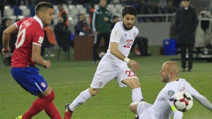 Serbia Kini Duduki Puncak Klasemen Piala Dunia