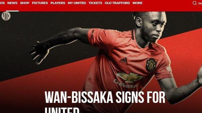 Manchester United Beli 'Manusia Laba-laba'  Senilai 807 Miliar dari Crystal Palace