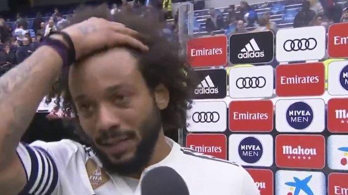 Zinedine Zidane Pertahankan Marcelo Agar Tetap Bertahan di Real Madrid Hingga Musim Depan